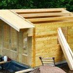 בניית צימרים מעץ